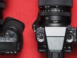 Medium format vs. Full Frame